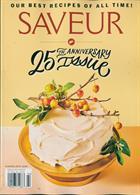 Saveur Magazine Issue WIN 19