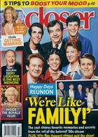 Closer Usa Magazine Issue 16 DEC 19