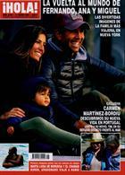 Hola Magazine Issue NO 3945