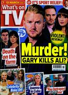 Whats On Tv England Magazine Issue 07/03/2020