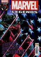Marvel Legends Magazine Issue NO 23