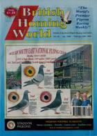 British Homing World Magazine Issue NO 7514