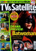 Tv & Satellite Week  Magazine Issue 07/03/2020