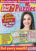 Thats Life We Love Puzzles Magazine Issue NO 8 FEB20