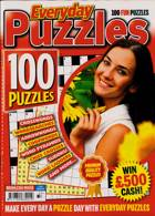 Everyday Puzzles Magazine Issue NO 137