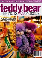 Teddy Bear Times Magazine Issue APR-MAY