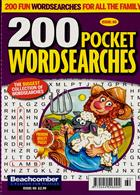 200 Pocket Wordsearches Magazine Issue NO 60