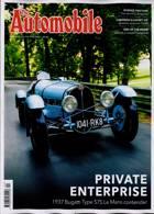 Automobile  Magazine Issue APR 20