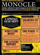 Monocle Magazine Issue APR 20