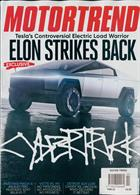 Motor Trend Magazine Issue FEB 20