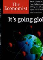 Economist Magazine Issue 29/02/2020