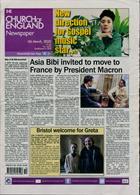 Church Of England Newsp Magazine Issue 06/03/2020