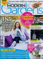 Modern Gardens Magazine Issue JAN 20