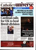 Catholic Universe Magazine Issue 07/02/2020