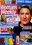 Womans Weekly Magazine Issue 07/04/2020