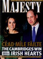 Majesty Magazine Issue APR 20