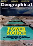 Geographical Magazine Issue APR 20