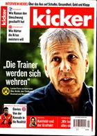 Kicker Montag Magazine Issue NO 3