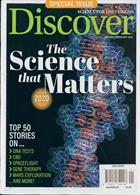Discover Magazine Issue JAN-FEB