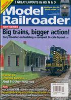 Model Railroader Magazine Issue JAN 20