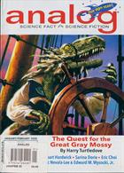 Analog Sci Fi & Fact Magazine Issue JAN-FEB