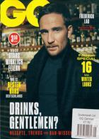 Gq German Magazine Issue 01
