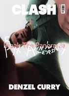 Clash 114 Denzel Curry Magazine Issue 114 Denzel