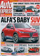 Auto Express Magazine Issue 22/01/2020