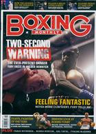 Boxing Monthly Magazine Issue FEB 20