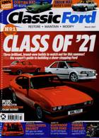 Classic Ford Magazine Issue MAR 20