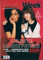 Music Week Magazine Issue 21/01/2020