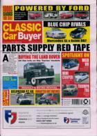 Classic Car Buyer Magazine Issue 22/01/2020