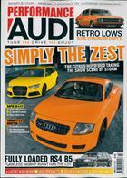 Performance Audi Magazine Issue MAR 20