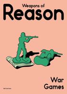 Weapons Of Reason Magazine Issue Issue 8