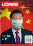 L Express Magazine Issue NO 3580