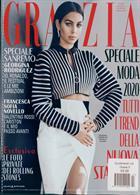 Grazia Italian Wkly Magazine Issue NO 7