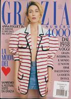 Grazia Italian Wkly Magazine Issue NO 8