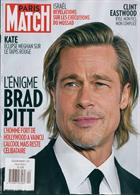Paris Match Magazine Issue NO 3692
