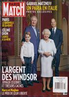 Paris Match Magazine Issue NO 3690