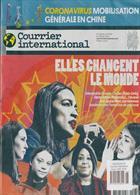 Courrier International Magazine Issue NO 1526