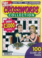 Take A Break Crossword Collection Magazine Issue NO 2