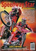 Speedway Star Magazine Issue 25/01/2020