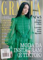 Grazia Italian Wkly Magazine Issue NO 5