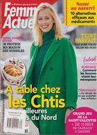 Femme Actuelle Magazine Issue NO 1845