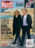 Paris Match Magazine Issue NO 3689