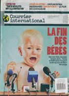 Courrier International Magazine Issue NO 1527