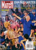 Paris Match Magazine Issue NO 3691