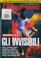 L Espresso Magazine Issue NO 3