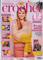 Inside Crochet Magazine Issue NO 122