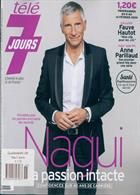 Tele 7 Jours Magazine Issue NO 3115